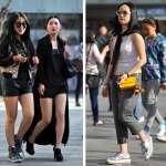 從綠藍黑灰到五彩繽紛》改革開放40年,中國人穿過哪些衣服?