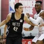 NBA》渡邊雄太與灰熊簽雙向合約 成04年後首位日籍NBA球員
