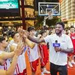 籃球》國泰NBA 3X 總決賽落幕 貝爾鼓勵大專選手勇敢追夢