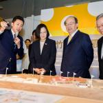 新竹300博覽會開幕 林智堅:告訴下一代新竹是驕傲偉大的城市