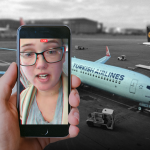「人命重要還是時間重要?我不坐下!」瑞典女大生開臉書直播阻止飛機起飛 成功擋下阿富汗難民被遣返