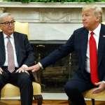 歐美貿易戰停火!美國與歐盟大和解:開啟貿易談判、停止加徵關稅