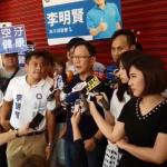 2018台北市長選舉》下戰帖提三方辯論 丁守中:柯文哲若缺席,就放個人形立牌