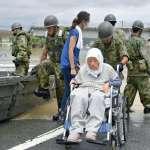 多維觀點》暴雨奏響日本老人悲歌 台灣躲得過?