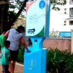 聰明救市容!印度推出「智慧垃圾桶」,丟垃圾就能拿到折價券,民眾再也不隨地亂丟!