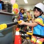 變身小小公務員 學童體驗區公所行政業務