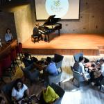 「BANANA音樂館」駁二開幕 老倉庫變身古典音樂沙龍