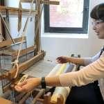 在宜蘭傳藝中心織出4種經典工藝
