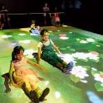 新北兒童藝術節 數位藝術體驗區延到14日