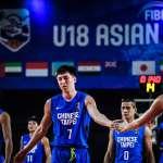 籃球》譚傑龍征戰U18錦標賽 籃球生涯的一大步