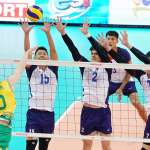 排球》中華男排直落三擊敗澳洲 亞洲盃旗開得勝