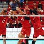 排球》中華男排先盛後衰 遭日本連趕3局拿下第4