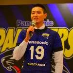 排球》加盟日本三冠王球隊 陳建禎希望挑戰自我