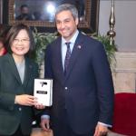 稱蔡英文「中國台灣」總統 巴拉圭總統阿布鐸推特引爭議