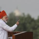 印度總理莫迪宣布2022年送人上太空 發下豪願要讓印度國旗在太空飄揚