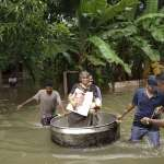 百年大洪水肆虐!印度西南部喀拉拉邦洪災釀324死 31萬人流離失所
