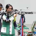 亞運》林穎欣、呂紹全10公尺空氣步槍破亞運紀錄 中華代表團首金入袋