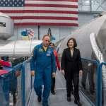 蔡英文訪NASA「買票就可去」?美「排華禁令」被舊事重提,中國網友怒批:NASA根本是承認「台灣不屬於中國」