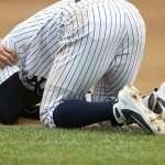 MLB》葛瑞格里歐斯左腳跟挫傷 洋基教頭:不排除進傷兵名單
