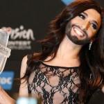 歐洲歌唱大賽 大鬍子變裝皇后奪冠