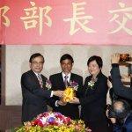 小學老師、同學都來了 林美珠就任勞動部長猶如同學會