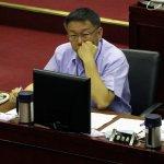 農產公司未選出董座,柯文哲動怒:沒信用,12月請他搬出去