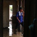 逢數十年最大水災 溪洲部落居民:能回家最好
