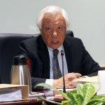 司改會議》陳瑞仁提案變更議程 瞿海源拍桌爆氣:「我不幹了」