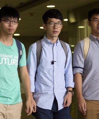 BBC專訪香港學運領袖》周永康負笈英國:不要落入北京圈套 多與國際社會交流