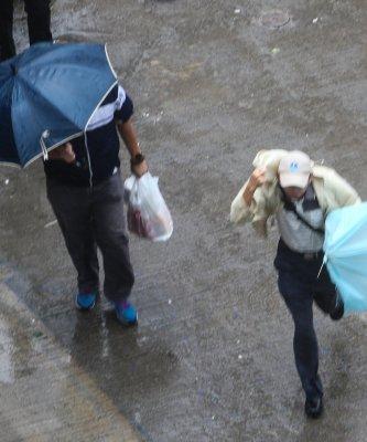 梅姬颱風》嘉市運動會照常舉辦 遮雨棚塌女童受醫