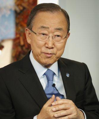 南韓總統大選》聯合國秘書長潘基文穩坐民調首位 新世界黨優勢不再