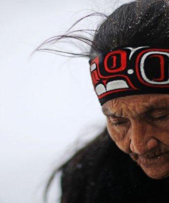 寒風凜凜也不屈服!美國原住民反輸油管、護聖地運動持續升溫
