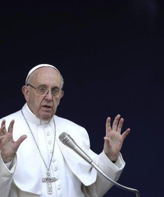 教宗方濟各:與其當個虛偽的天主教徒,倒不如當個無神論者!
