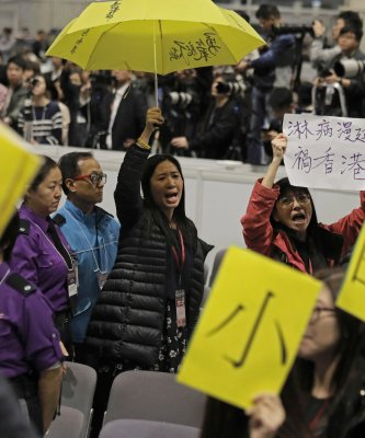 觀點投書:香港走不出回歸後的政治循環