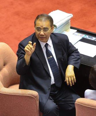 藍黨團總召選舉激戰》對決林德福 廖國棟連任後「任期只做半年」