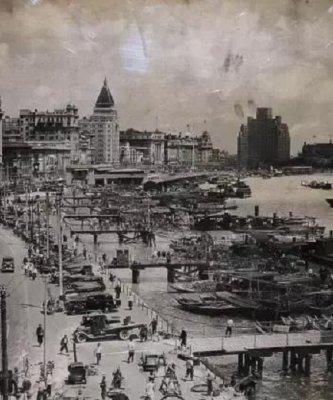 賈葭專文:你該看看五十年代的上海─這世界變蒼白了,因為這個…