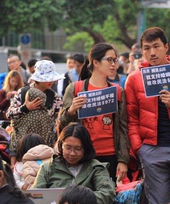 張宇韶觀點:價值對抗是台灣新的社會衝突形式
