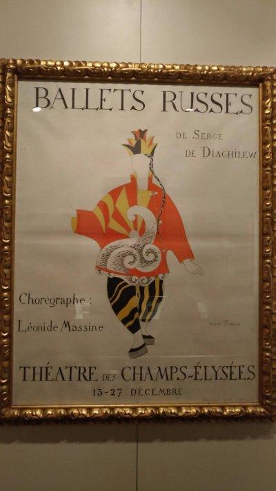 二十世紀初來巴黎香榭里榭劇院演出的俄國芭蕾舞團宣傳海報.jpg