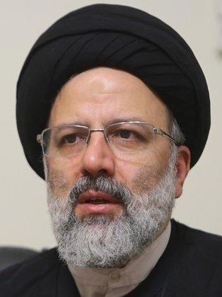 有機會出線的伊朗保守派候選人萊希。(Koorosh1234@wikipedia/CCBYSA-4.0)