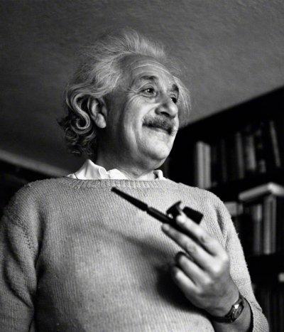 回歸家庭,愛因斯坦也是一個為孩子的問題煩惱的父親。(圖/Albert Einstein@Facebook)