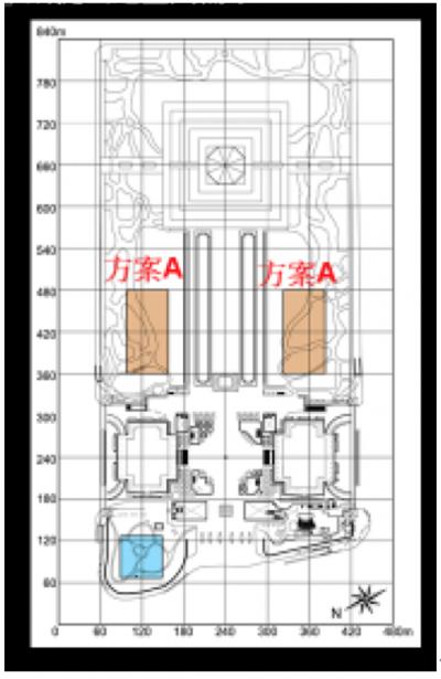 增建兩棟展演場觀可以形塑更具體的空間跟文化意象(作者提供,取自黃承令建築師事務所 ).png