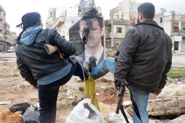烽火煉獄4周年 9張卡看敘利亞內戰