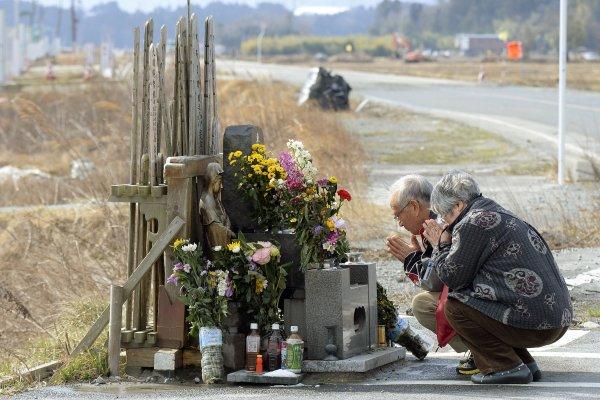 5張卡看日本311大地震4周年