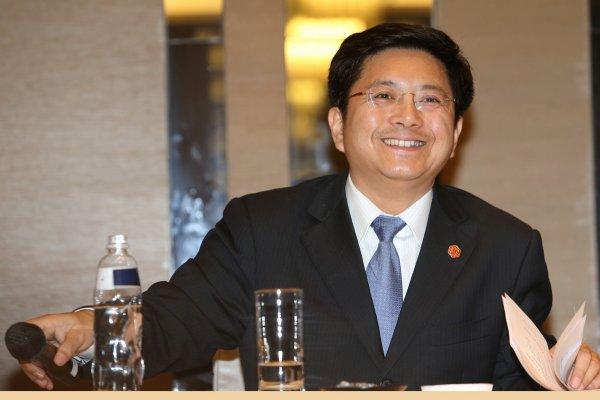 國台辦:國共兩黨領導人會面必定取得積極成果