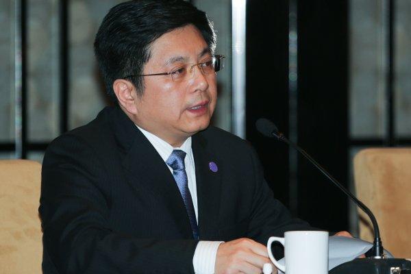 中國國台辦:堅持九二共識 兩岸發展道路廣闊