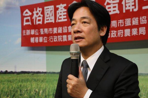 朱習會5月4日登場 賴清德籲:勿傷害台灣利益