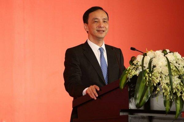 俞正聲呼應朱立倫:兩岸攜手區域經濟發展