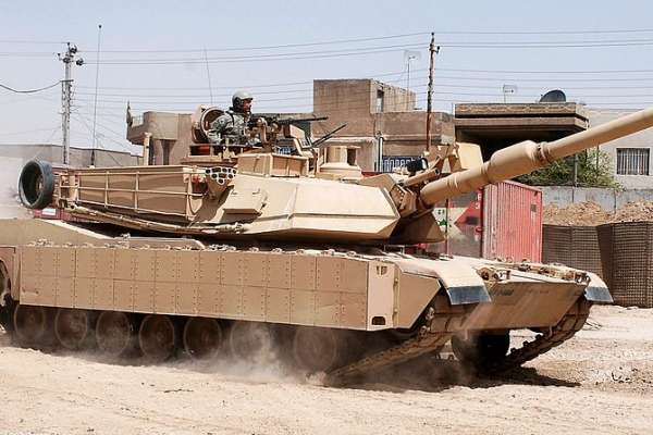 明年國防預算3460億元 確定採購M1A2戰車