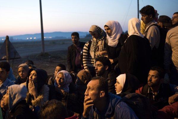 從哪來?去哪裡? 5張卡了解歐洲難民議題