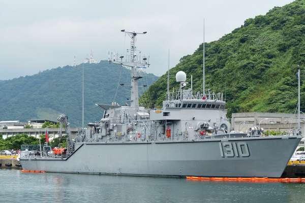 「獵雷艦只有船殼是國造!」 軍方爆料:慶富如軍火代理商恐狠削300億